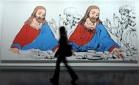 Andy Warhol católico