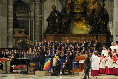 Misa Criolla Vaticano