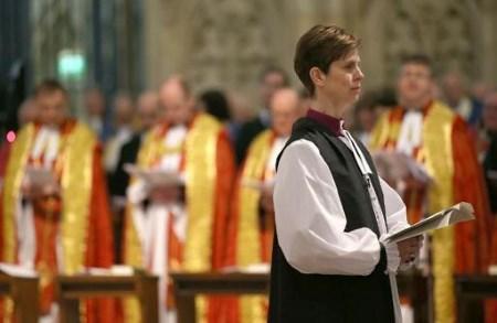 Primera Obispa Inglaterra