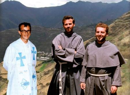 Mártires en Perú