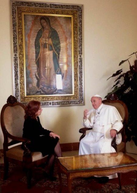 Entrevista Papa Francisco Televisa