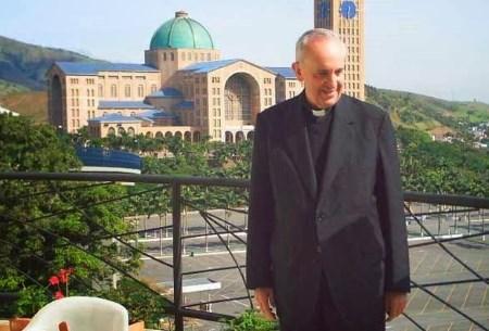 Jorge Mario Bergoglio en Aparecida