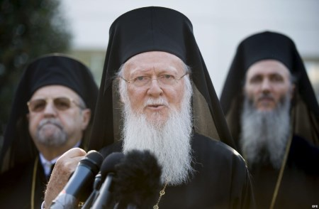 Patriarca de Constantinopla - Bartolomé I