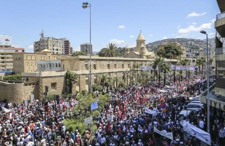 Armenios en Líbano