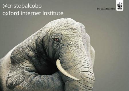 El elefante de Cobo.