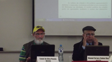 Manoel Coracy Saboia Dias y Enock Da Silva Pessoa