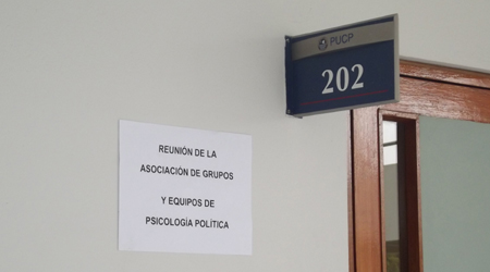 Aula Z-202, PUCP, Lima - Perú