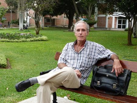 Bernardo Cáceres