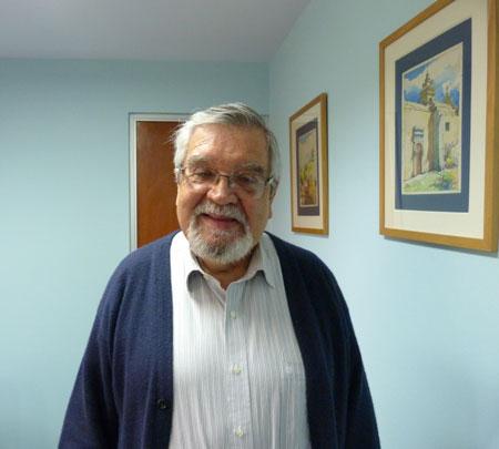 El Decano Juan Gargurevich