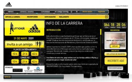 adidas web