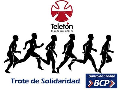 Trote Solidaridad 2009