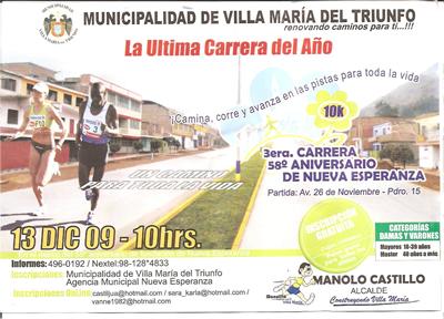 Villa María 2009