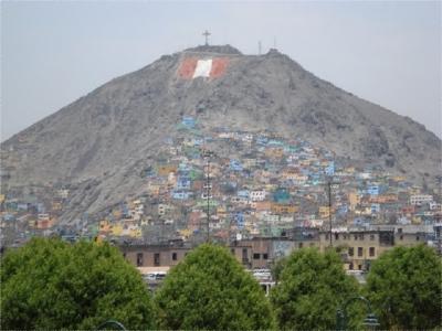 Cerro San Cristóbal 2010