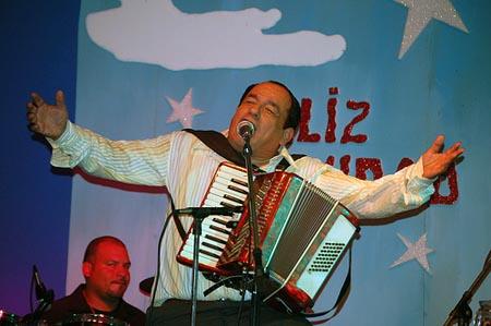 Carlos Mejía Godoy. Foto: Jorge Mejía Peralta
