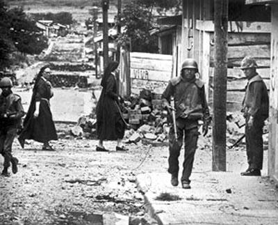 Guerra civil en Nicaragua