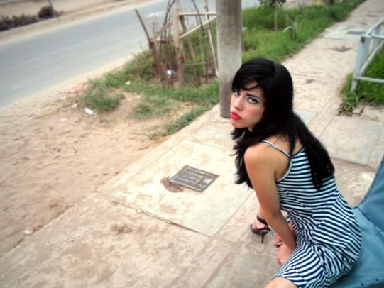 la panfila maria victoria santana diaz el gran show risas en america television