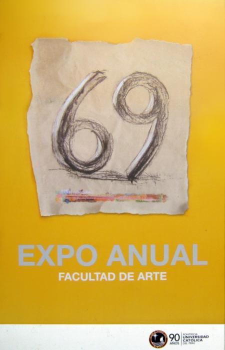 69 exposicion facultad de arte pucp