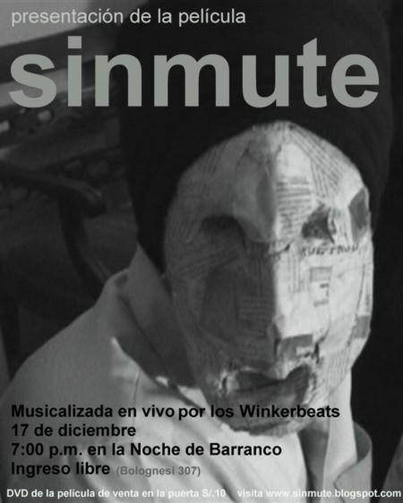 mediometraje Sinmute