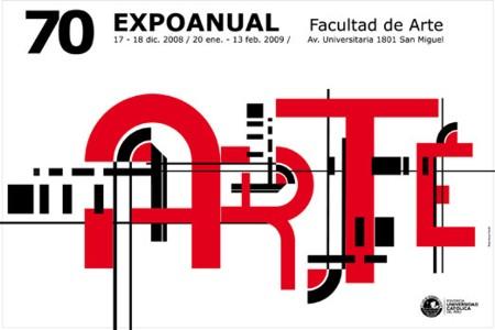 70 expo Arte Pucp