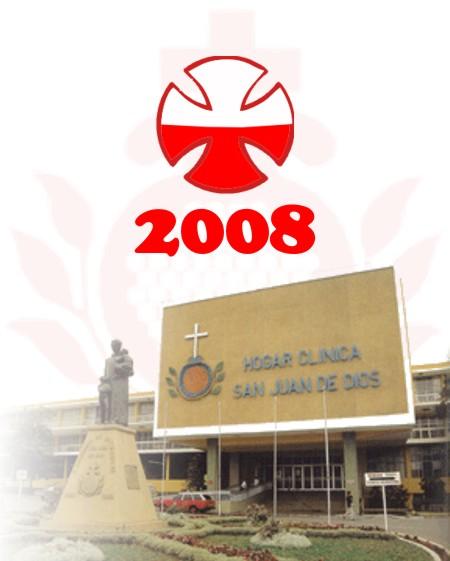 Teletón 2008 Hogar Clínica San Juan de Dios - Perú