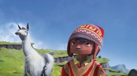 Machu Picchu cortometraje francés french film