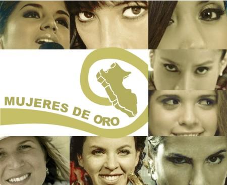 mujeres peruanas de oro