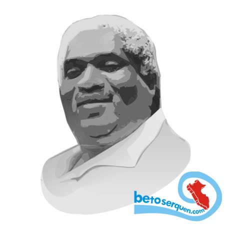 MURIO ARTURO ZAMBO CAVERO, ILUSTRACION DE BETO SERQUEN LA VOZ DEL EDEN