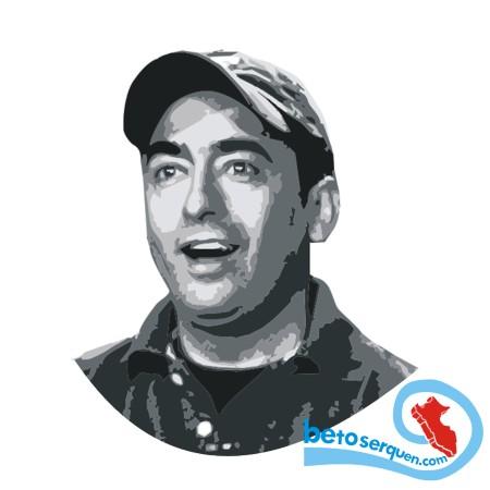 ADAL RAMONES ILUSTRACION BETO SERQUEN LA VOZ DEL EDEN LIMA PERU