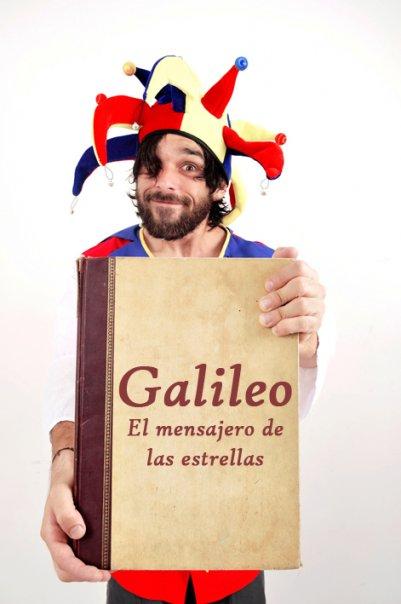 GALILEO EL MENSAJERO DE LAS ESTRELLAS TEATRO OBRA