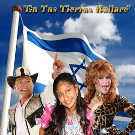 en tus tierras bailare wendy sulca la tigresa del oriente delfin hasta el fin israel youtube