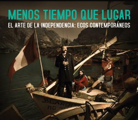 EXPOSICION MENOS TIEMPO QUE LUGAR EL ARTE DE LA INDEPENDENCIA