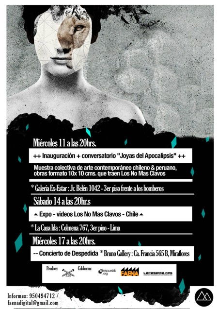 LA VOZ DEL EDEN JOYAS DEL APOCALIPSIS EXPO PERUANO CHILENA