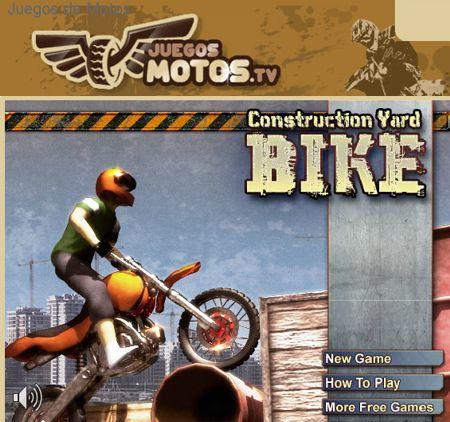 JUEGOS CON MOTOS MOTO ONLINE