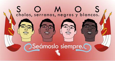 RACISMO DISCRIMINACION CELINE AGUIRRE MICKY GONZALES PERU LIMA BETO SERQUEN LA VOZ DEL EDEN