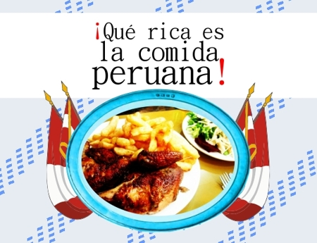 Qu rica es la comida peruana la voz del ed n blog for Que es la comida molecular