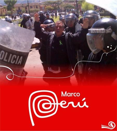 MARCO ARANA MARCA PERU CAJAMARCA SANTOS OLLANTA