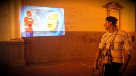 PROYECCIONES VIDEO ARTE CENTRO DE LIMA CULTURA VIVA
