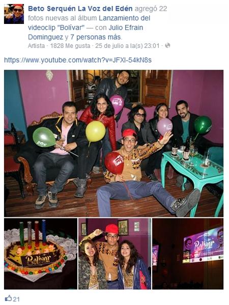 cancion a simon bolivar nacimiento 24 julio libertador independencia