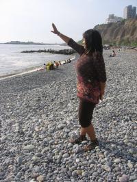 tras el mar