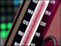 El estudio se realizó con 800.000 hombres que recibieron tratamiento para hipertensión.