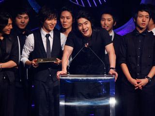 MTV Asia Awards Super Junior