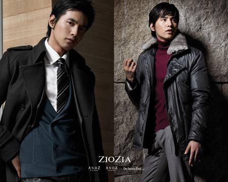 Colección Ziozia - Won Bin