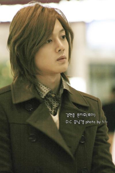 Kim Hyun Joong - Yoon Ji Hoo - Hanazawa Rui