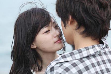 El Beso De Kim Bum Y Kim Byul En La Pel 237 Cula Bi Sang