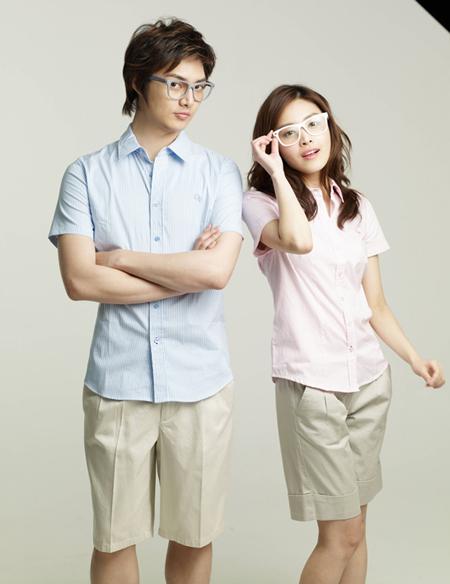 Kim Joon y Gook Ji Yun