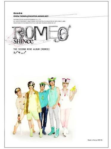 SHINee Romeo