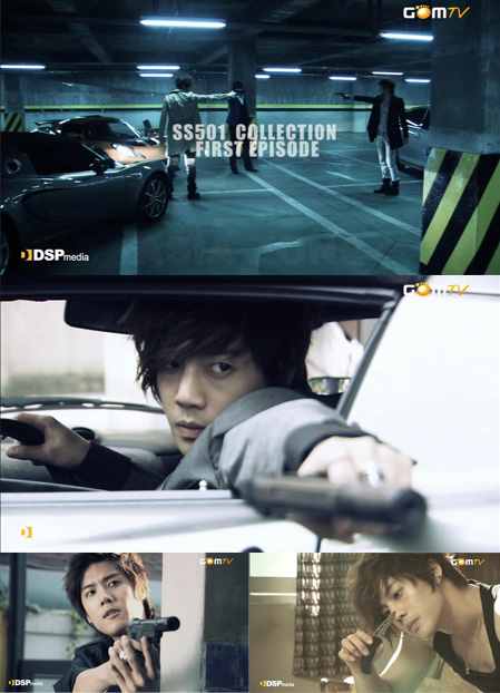 SS501 Collection Episodio 1