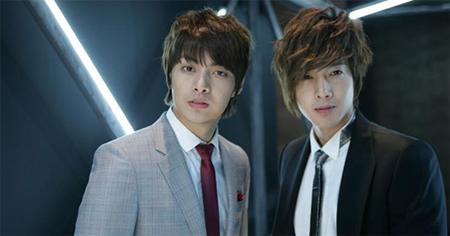 Kim Joon y Kim Hyun Joong
