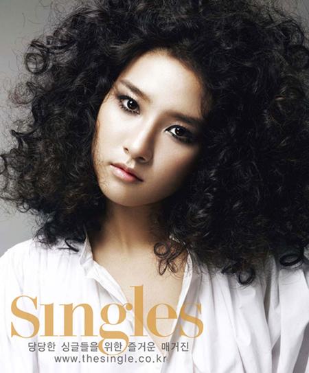 Kim So Eun en Singles
