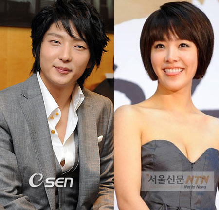 Lee Jun Ki y Han Ji Min